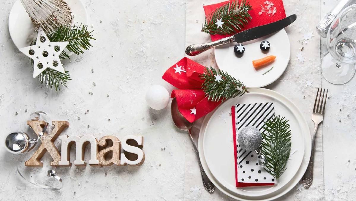 Make the kids their own special table at your Christmas feast | Mandurah Mail | Mandurah, WA