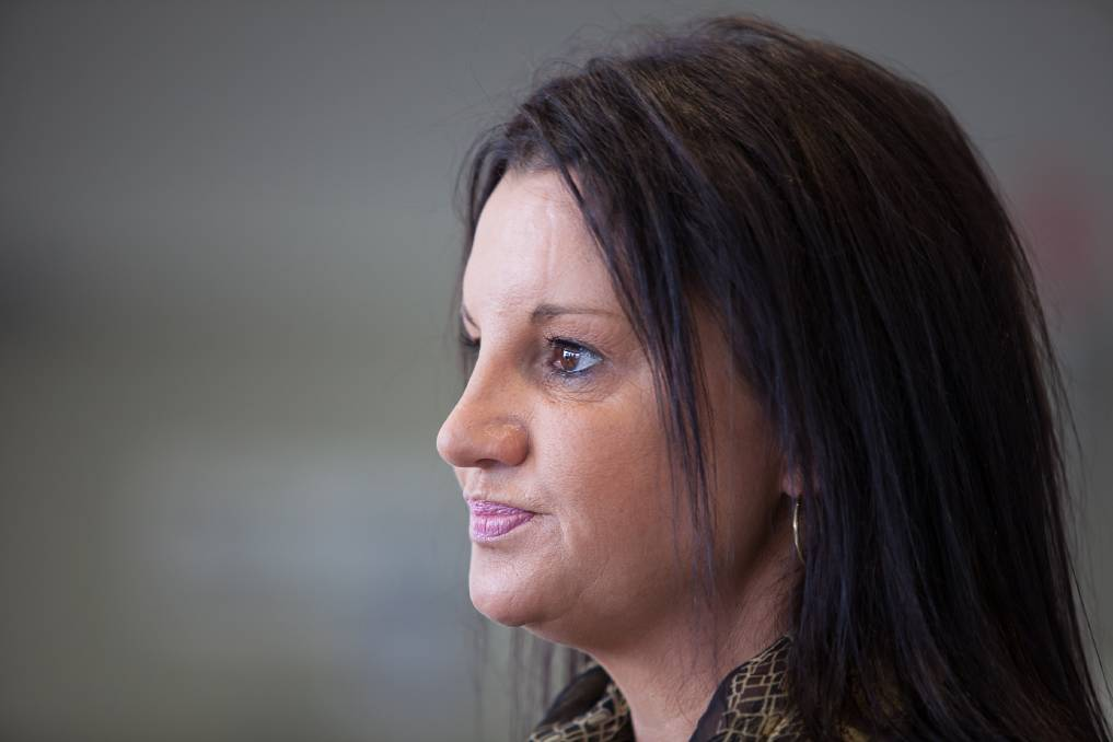 Senator Jacqui Lambie has slammed Centre Alliance senators for supporting the government's higher education reforms.