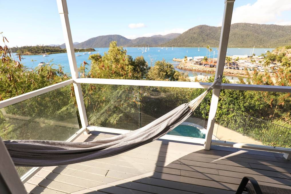 EXTEND YOUR HORIZONS: Expect to pay upwards of $1000 a week for a holiday home in the Whitsundays, Queensland, during the traditional summer break.