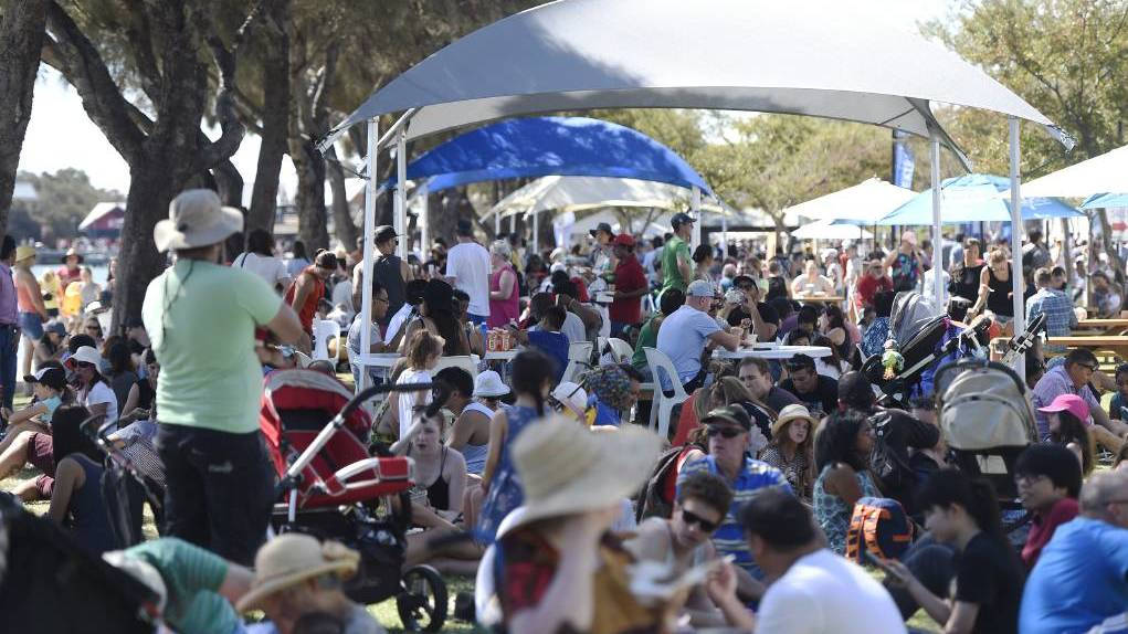 Opinion: Crab Fest casts Mandurah in a positive light