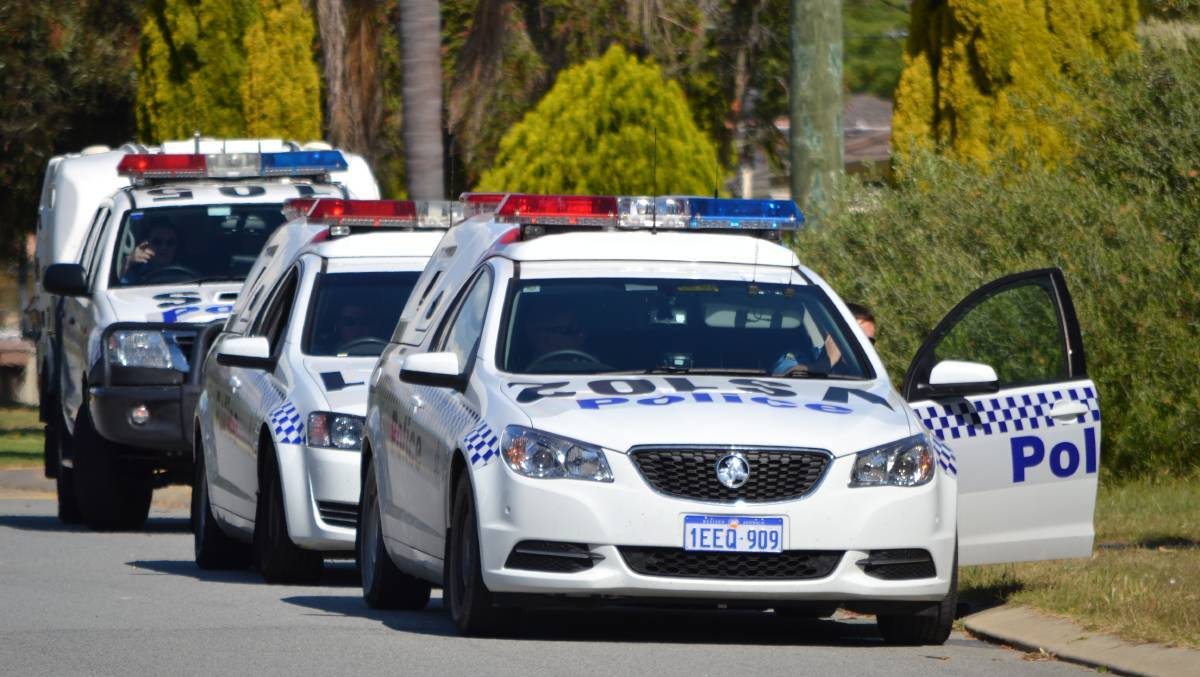 Police have charged a 31-year-old man with a string of offences. Photo: File image.