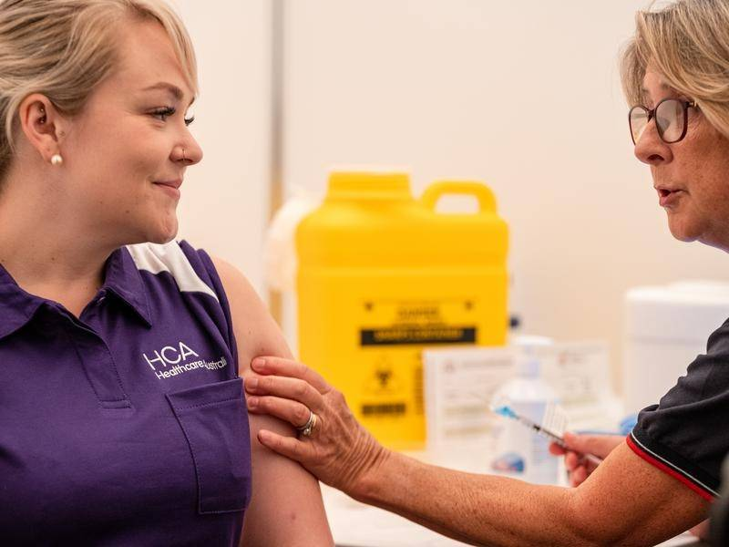 WA's premier expects the rollout of the COVID-19 vaccine to frontline workers to accelerate.