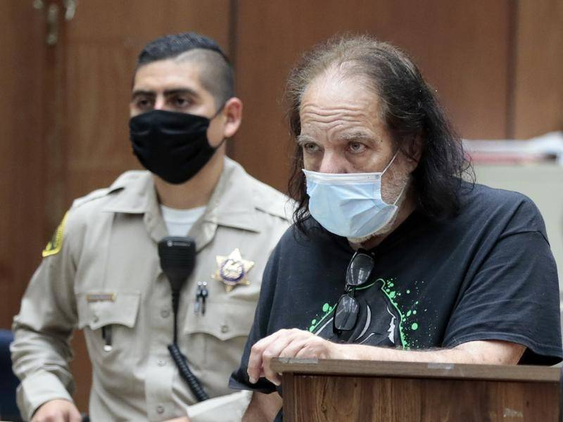 Ron Jeremy faces a possible maximum sentence of more than 330 years to life in prison.