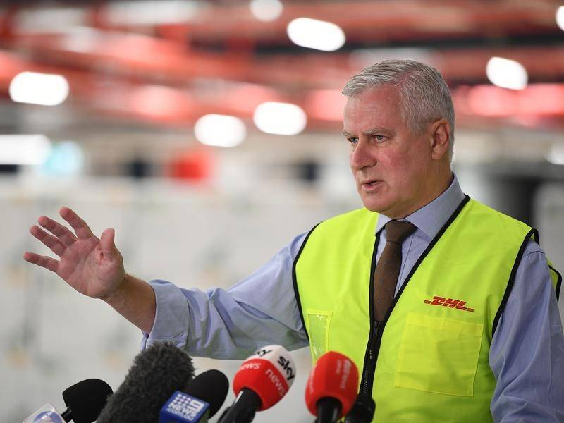 Michael McCormack has announced a new Building Better Regions Fund round in his pre-budget speech.