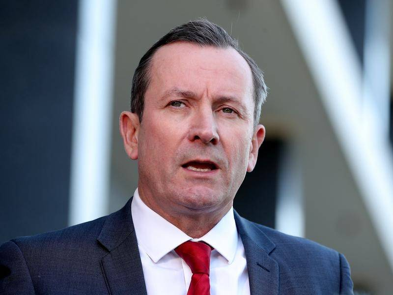 Mark McGowan says it could be a year before Western Australia reopens its interstate border.