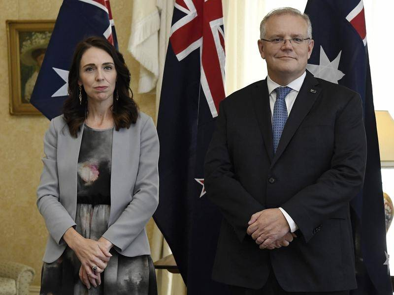 PM Scott Morrison has contacted NZ leader Jacinda Ardern after her thumping victory in the election.