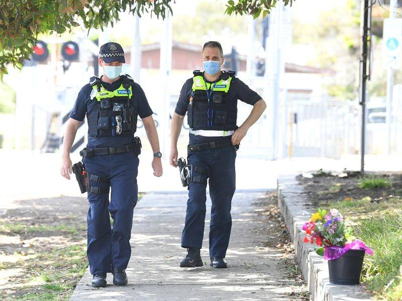 Police are yet to find the weapon used to kill tradie Cam Smith outside the Seaford train station.