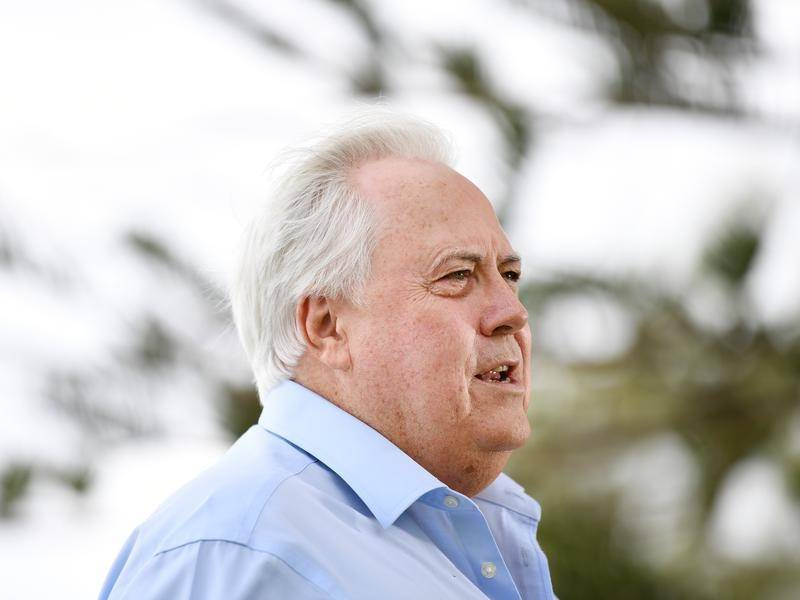 Clive Palmer's challenge of the Western Australian border closures is back in the Federal Court.