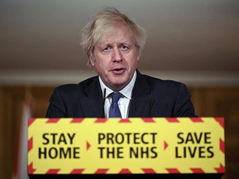 PM Boris Johnson says a UK coronavirus variant may be linked with a rise in the mortality rate.