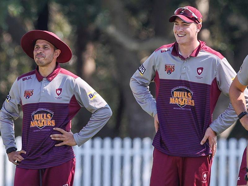 Queensland's Sheffield Shield clash with Tasmania has been postponed until later this season.